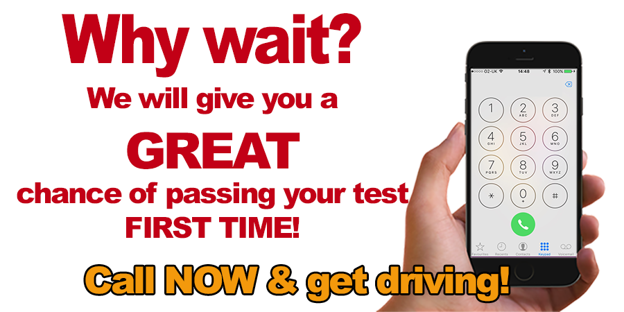 Driving lessons with DUO Driving School